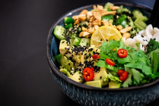 Salata Baharatları