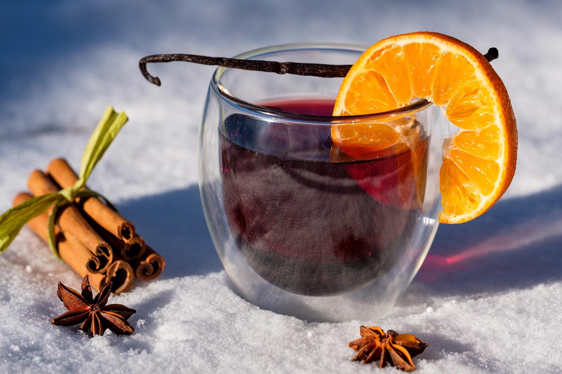 Gurme Sıcak Şarap Tarifi