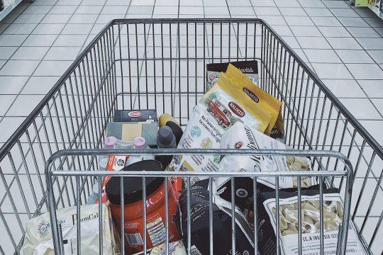 Karantina İçin Mutfak Alışveriş Listesi